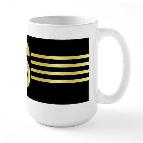 John Galt Dollar Emblem Large Mug