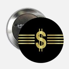 "John Galt Dollar Emblem 2.25"" Button"