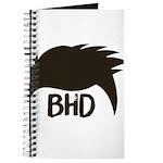BadHairDay Logo Journal