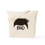 BadHairDay Logo Tote Bag