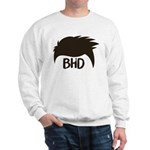 BadHairDay Logo Sweatshirt