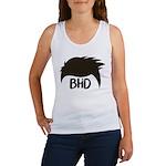 BadHairDay Logo Tank Top