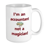 Accountant Large Mugs (15 oz)