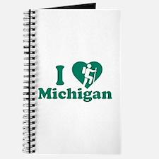 Love Hiking Michigan Journal