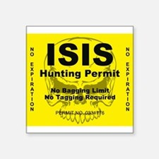 Permit Sticker