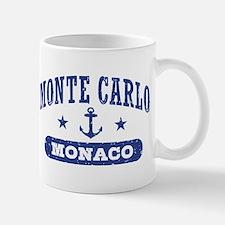Monte Carlo Monaco Mug