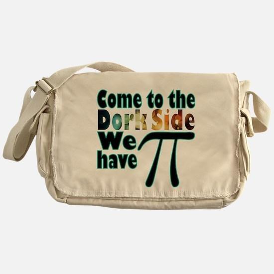Come to the Dork Side, we have Pi Messenger Bag