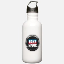 End Fake News Water Bottle