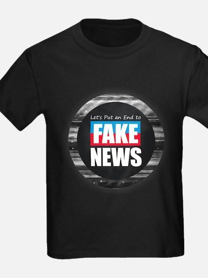 End Fake News T-Shirt