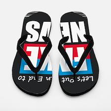 End Fake News Flip Flops