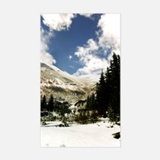 Harvest Moons Snowy Mountains Decal