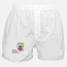 Little Miss Inky Boxer Shorts