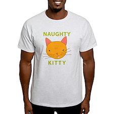 Naughty Kitty T-Shirt