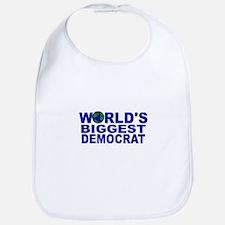 World's Biggest Democrat Bib