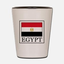 Cute I love egypt Shot Glass