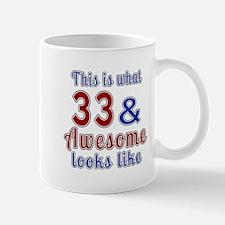 33 Awesome Birthday Designs Mug