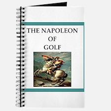 Golf joke Journal