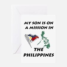 Philippines Greeting Cards