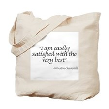Funny Thought Tote Bag