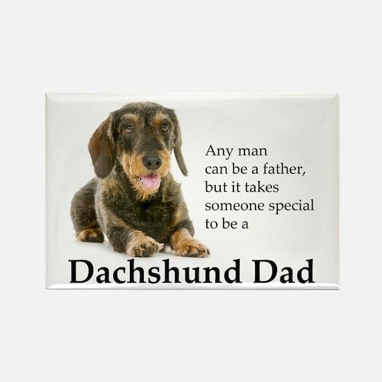 Dachshund Dad Magnets