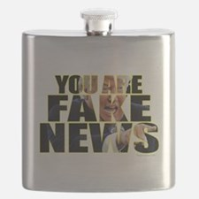 You Are Fake News Flask