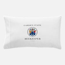 New Jersey Beekeeper Pillow Case