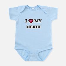 I love Mekhi Body Suit