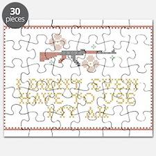Unique Crafty Puzzle