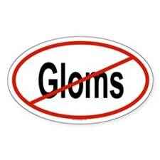 GLOMS Oval Decal