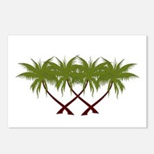 PALMS Postcards (Package of 8)