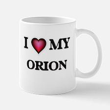 I love Orion Mugs