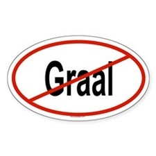 GRAAL Oval Decal
