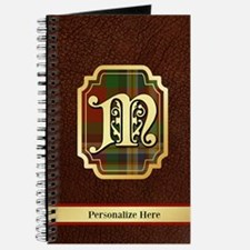 Macgill Custom Tartan Journal