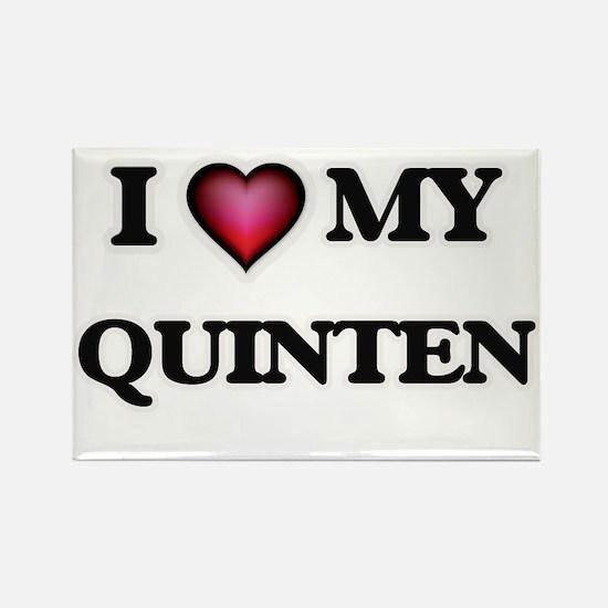 I love Quinten Magnets