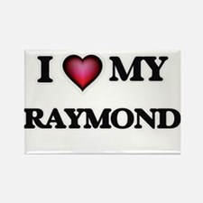 I love Raymond Magnets
