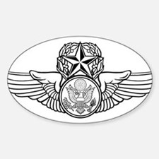Air Force Master Aircrew Decal