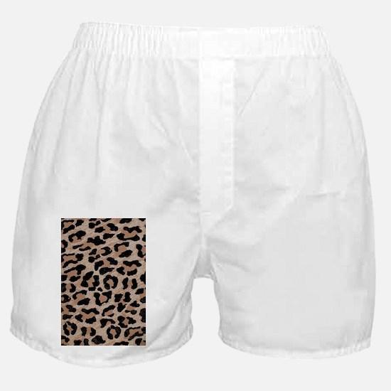 cheetah leopard print Boxer Shorts