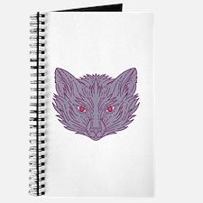 Fox Head Mono Line Journal