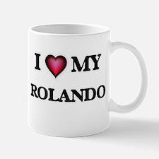 I love Rolando Mugs