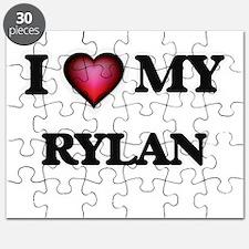 I love Rylan Puzzle