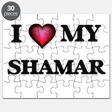 I love Shamar Puzzle