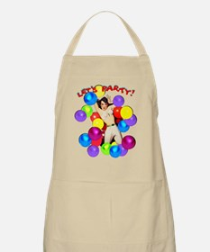 Let's PARTY! - BBQ Apron