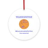 Personalized boys basketball Seasonal