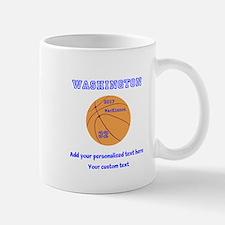Basketball Personalized Mugs