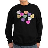 Valentines day Sweatshirt (dark)