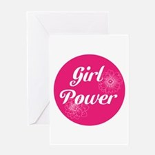 Girl Power, Greeting Cards