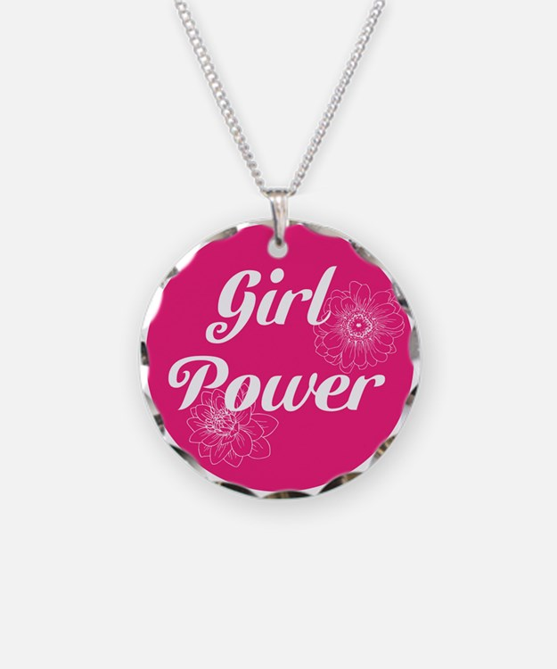 Girl Power, Necklace