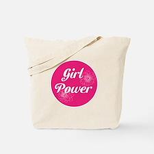 Girl Power, Tote Bag