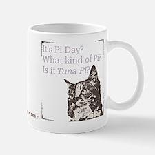 Pi Cat Tuna Mugs
