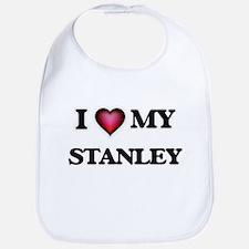 I love Stanley Baby Bib